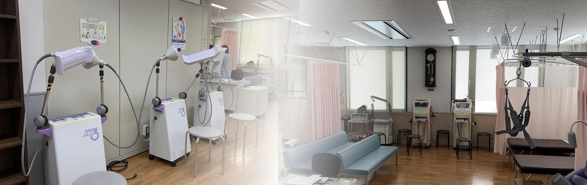 地域社会に貢献できる医院であり続けるために、日々診療を重ねる滋賀県湖南市柑子袋のふじた医院です。